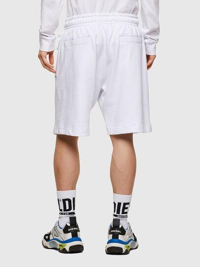 Diesel - P-HORTY, Blanc - Shorts - Image 2