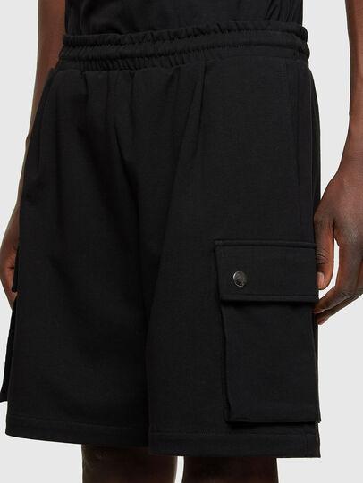 Diesel - P-PRONE, Noir - Shorts - Image 3