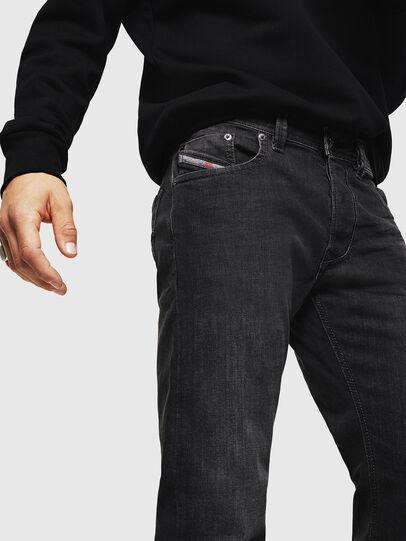 Diesel - Larkee 0687J, Black/Dark Grey - Jeans - Image 3