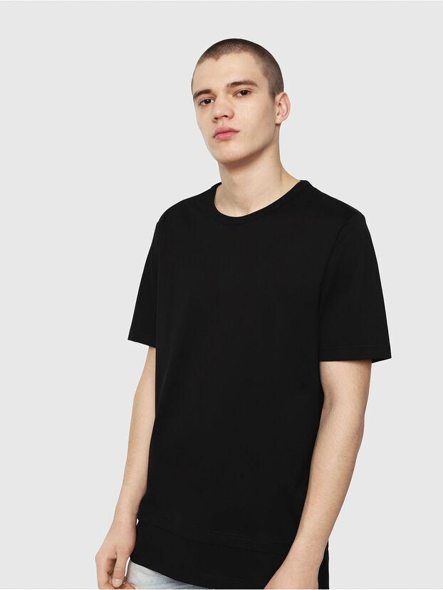 T-YORI-Y1, Noir - T-Shirts