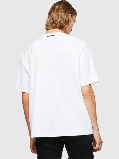 Diesel - TEORIALE-X2, Blanc - T-Shirts - Image 2