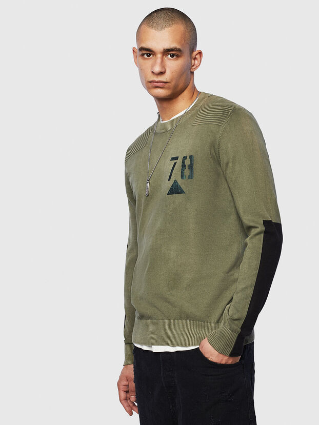 K-PACHY, Military Green - Sweaters