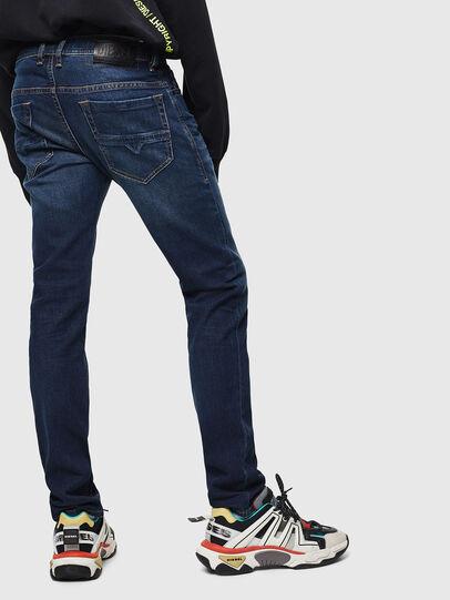 Diesel - Thommer 0096B, Bleu Foncé - Jeans - Image 2