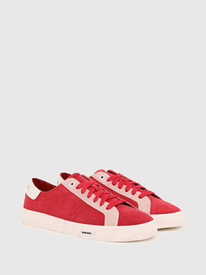 Diesel - S-MYDORI LC, Red - Sneakers - Image 2