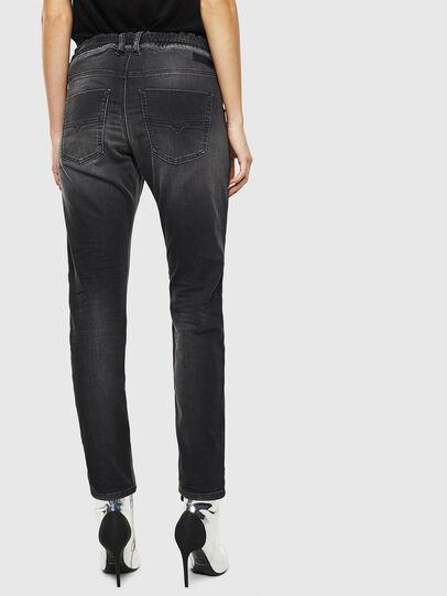 Diesel - Krailey JoggJeans 0094Q, Noir/Gris foncé - Jeans - Image 2