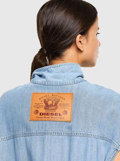 Diesel - DE-CORAL-S-SP, Bleu Clair - Combinaisons - Image 4