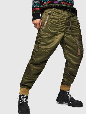 P-LEVOKI, Vert Militaire - Pantalons
