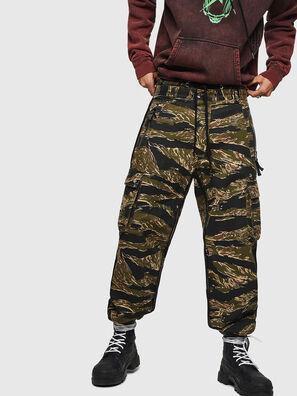 P-LUZAVIC-TIGERCAM, Vert Militaire - Pantalons