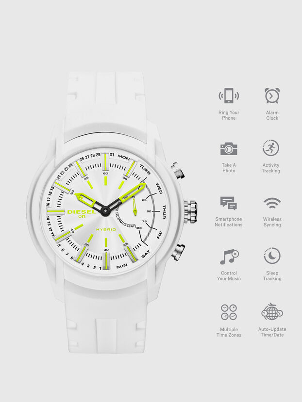 DT1015, Blanc - Smartwatches