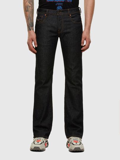 Diesel - Zatiny 009HF, Bleu Foncé - Jeans - Image 1