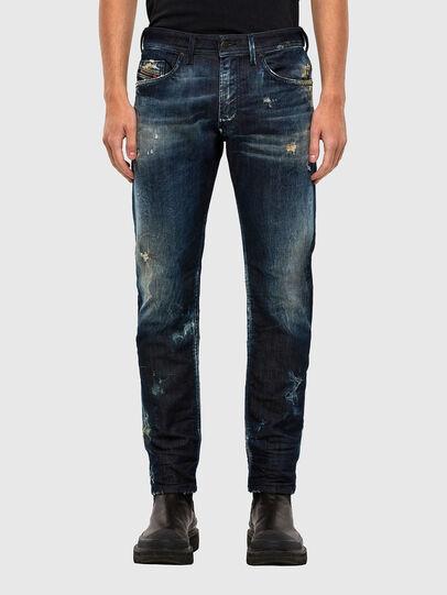 Diesel - Thommer JoggJeans 009KI, Dark Blue - Jeans - Image 1