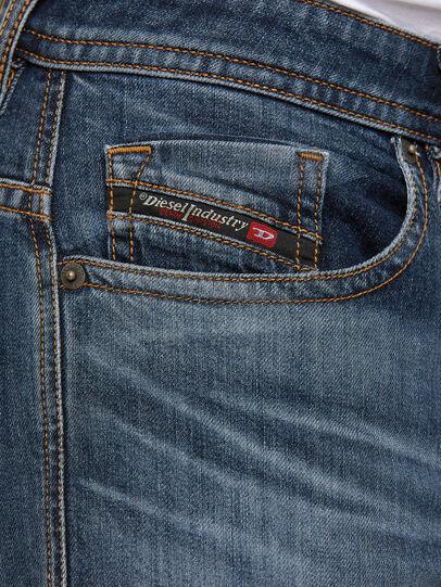 Diesel - Thommer 009DA, Bleu Foncé - Jeans - Image 3