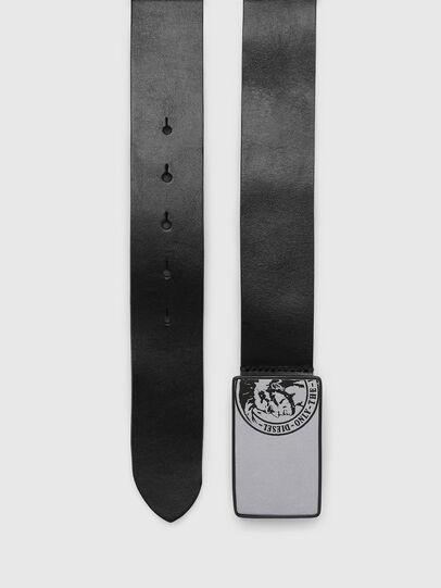 Diesel - B-ACCA, Noir - Ceintures - Image 3