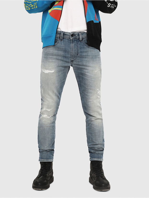 Thommer JoggJeans 8880T, Light Blue - Jeans