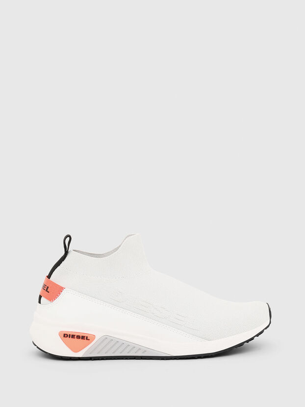 S-KB SOCK QB W, White/Grey - Sneakers