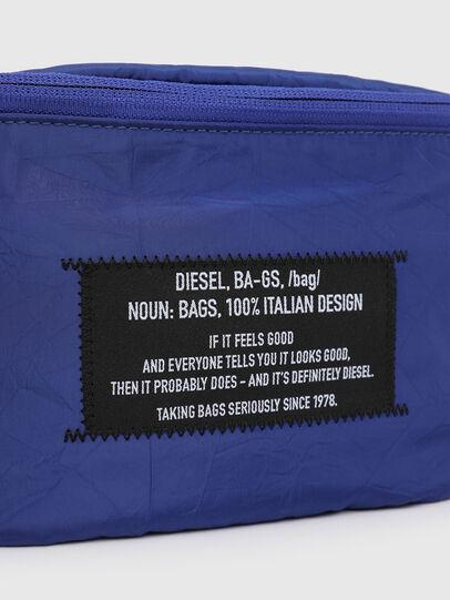 Diesel - F-SUSE BELT DZ, Bleu - Sacs ceinture - Image 5