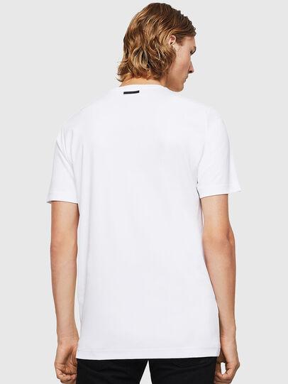 Diesel - TY-X1, Blanc - T-Shirts - Image 2