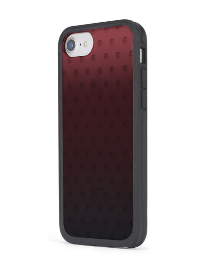 Diesel - MOHICAN HEAD DOTS RED IPHONE 8/7/6s/6 CASE, Red - Cases - Image 5