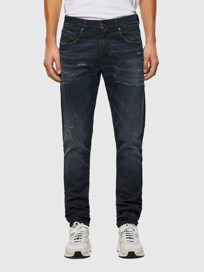 Diesel - D-Strukt JoggJeans® 069QH, Bleu Foncé - Jeans - Image 1