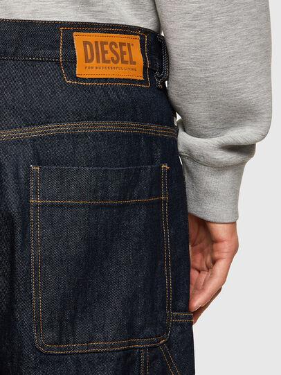 Diesel - D-Franky 009HP, Dark Blue - Jeans - Image 4