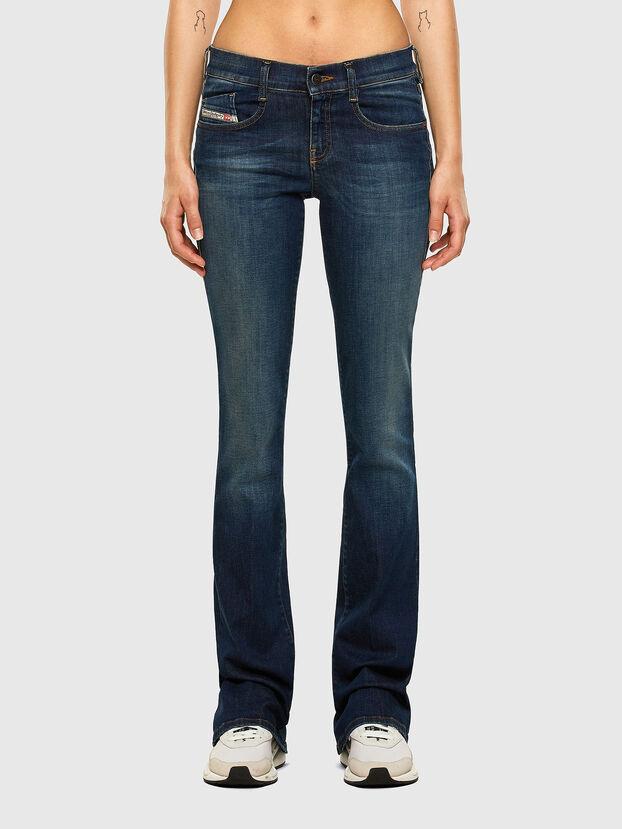 D-Ebbey 009HL, Bleu Foncé - Jeans