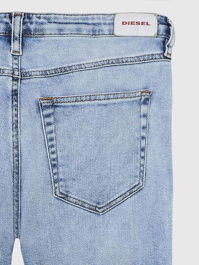 Diesel - Babhila A84PR, Bleu Clair - Jeans - Image 4