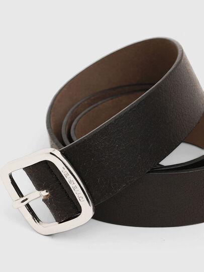 Diesel - B-CRASEL, Black - Belts - Image 2