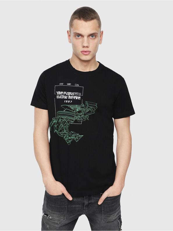 T-DIEGO-Y4,  - T-Shirts