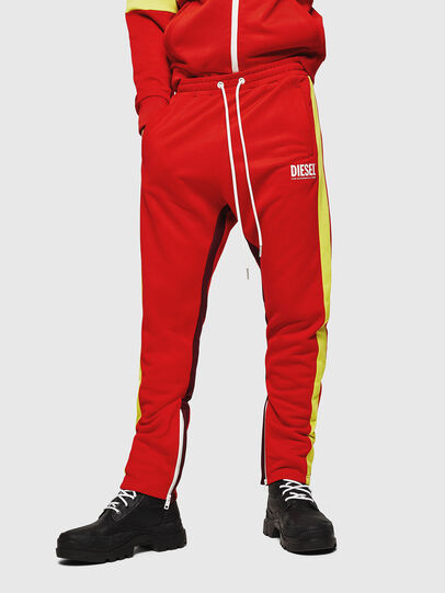 Diesel - P-AKONY, Rouge Flamme - Pantalons - Image 1