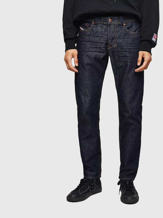 Larkee-Beex 084HN, Bleu Foncé - Jeans