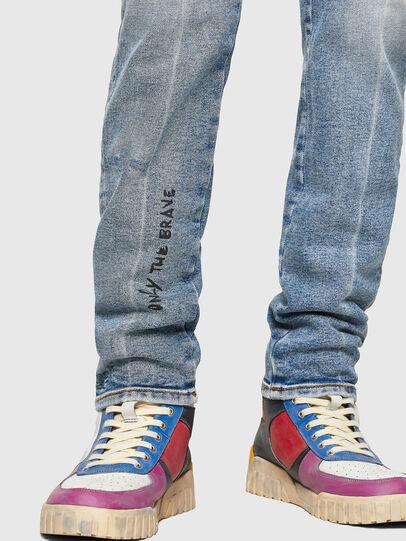 Diesel - D-Kras 009VW, Bleu Clair - Jeans - Image 5