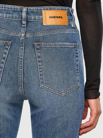 Diesel - D-Eiselle 009CZ, Bleu moyen - Jeans - Image 4