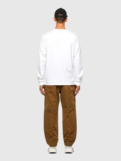 Diesel - P-TRENT, Marron Clair - Pantalons - Image 6