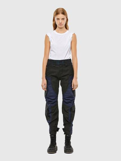 Diesel - D-Kiki JoggJeans® 009KM, Noir/Gris foncé - Jeans - Image 7