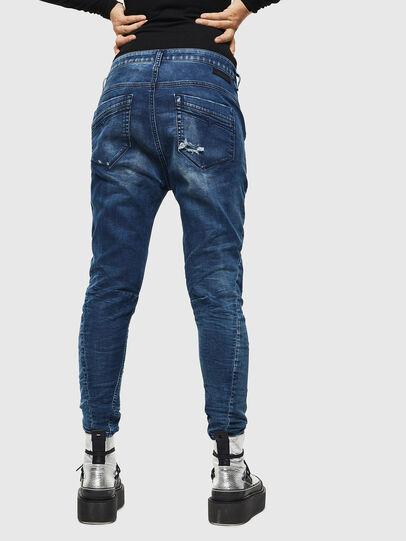Diesel - Fayza JoggJeans 069JE, Dark Blue - Jeans - Image 2