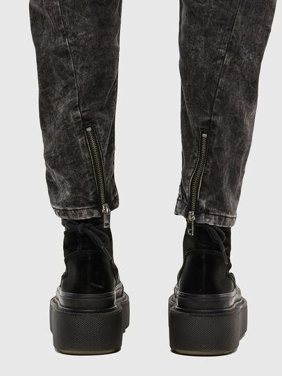 Diesel - FAYZA JoggJeans® 009FZ, Noir/Gris foncé - Jeans - Image 5