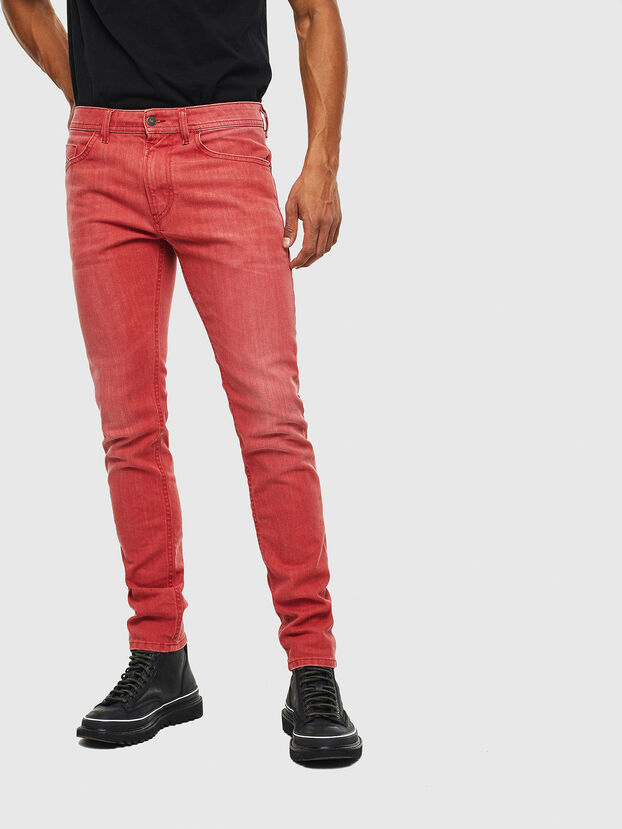 Thommer 0890E, Rouge - Jeans