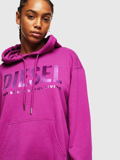 Diesel - D-ILSE-T, Violet - Robes - Image 3
