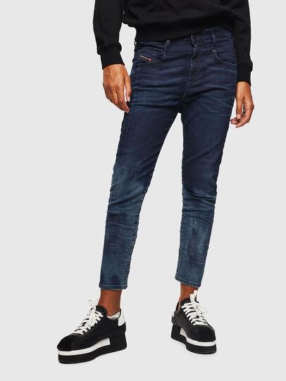 Diesel - Fayza JoggJeans 069KC, Dark Blue - Jeans - Image 1