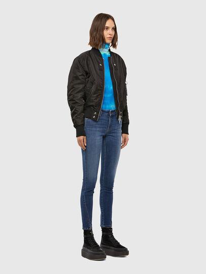 Diesel - D-Jevel 009JK, Bleu moyen - Jeans - Image 6