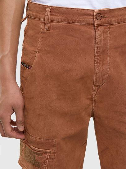 Diesel - D-Krett JoggJeans 069RJ, Marron Clair - Jeans - Image 3