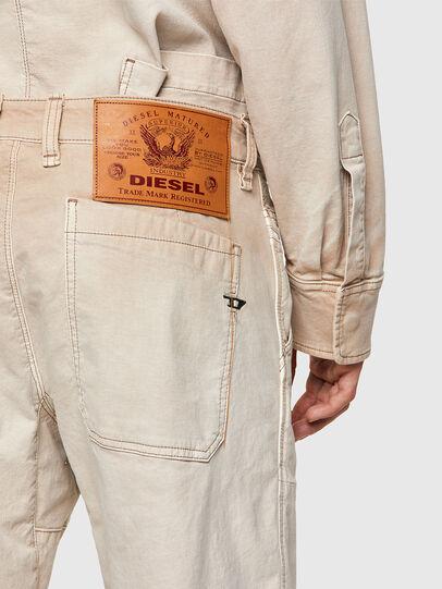 Diesel - D-Azerr JoggJeans® 069WG, Blanc - Jeans - Image 3