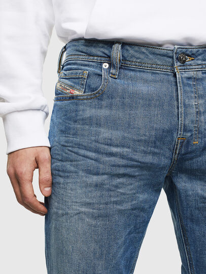 Diesel - Zatiny CN035, Bleu moyen - Jeans - Image 3