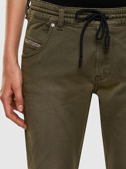 Diesel - Krailey JoggJeans 0670M, Vert Militaire - Jeans - Image 3