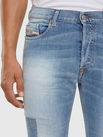 Diesel - Tepphar 009FJ, Bleu Clair - Jeans - Image 3