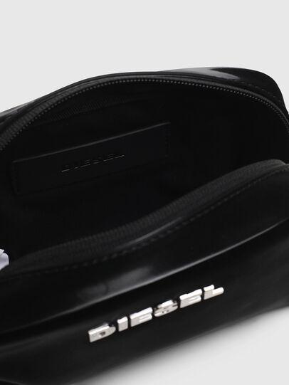 Diesel - MIRRHER RING, Noir - Bijoux et Gadgets - Image 5