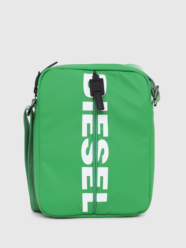 F-BOLD SMALL CROSS, Vert - Sacs en bandoulière