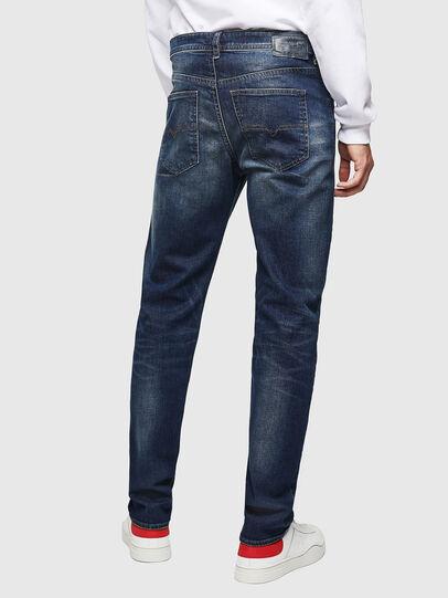 Diesel - Buster 0853R, Bleu Foncé - Jeans - Image 2