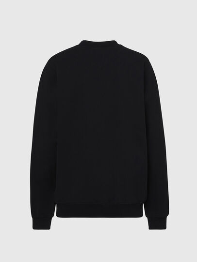 Diesel - F-ANG-COPY, Noir - Pull Cotton - Image 2