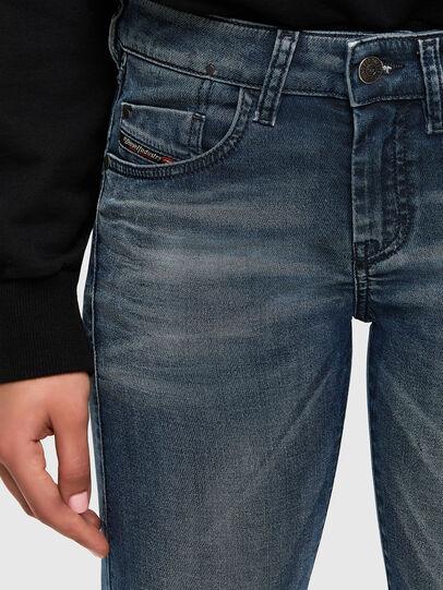 Diesel - D-Ollies JoggJeans 069NM, Bleu moyen - Jeans - Image 4